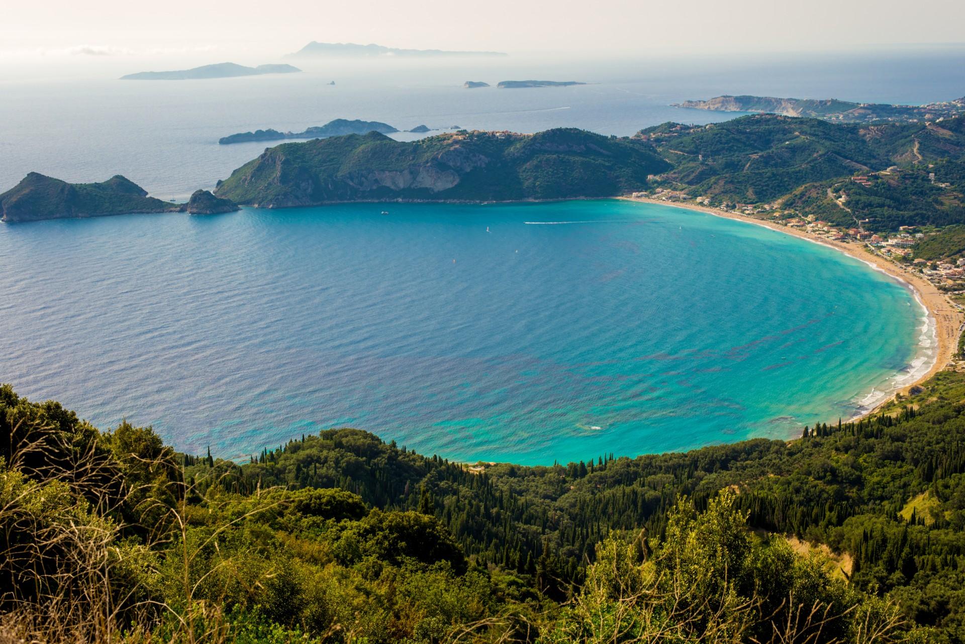 Agios Georgios North | Corfu Next Holidays
